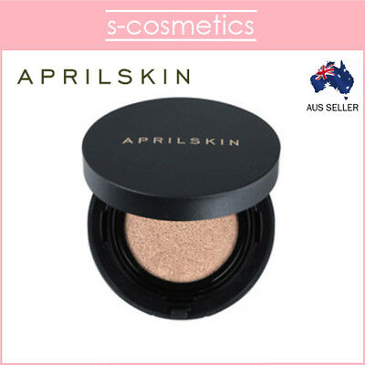 [APRIL SKIN] Aprilskin Magic Snow Cushion 2.0 SPF50+ / PA+++ 15g BB Foundation