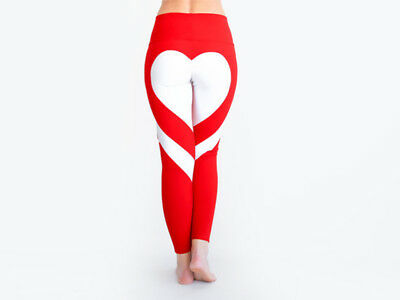 Heart Shaped leggings Various Colors Available !!!! Free Shipping!!!