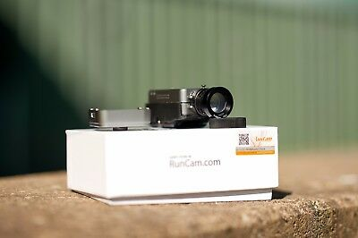 Runcam 2 (35mm lens) with 32GB Micro SD card and picatinny adaptor for scope cam
