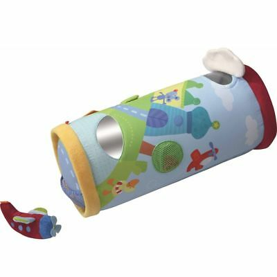 HABA Baby Air Crawling Roller Developmental Pillow Play Mat Whimsy City 302867