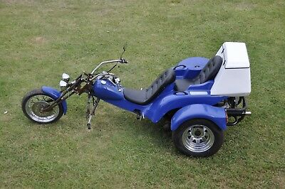VW Trike unfinished project- Almost complete
