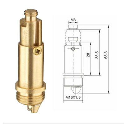 Replacement Basin Bath Waste Easy Pop Up Click Clack Plug Bolt Spring UK Stock