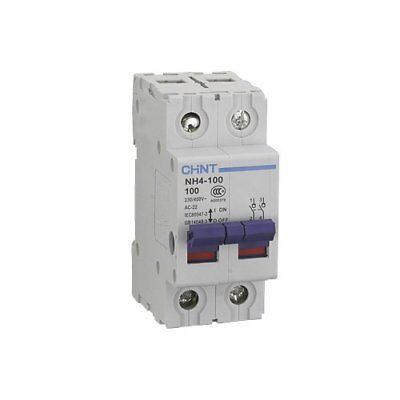 CHINT NH4-125 - 125A Four Pole Switch Disconnector - £19.99 ...