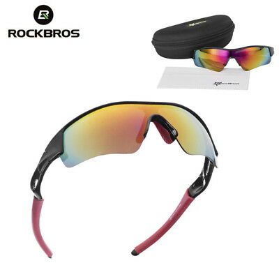 ROCKBROS SunGlasses Outdoor Sport Running Fishing Goggles Cycling Eyewear UV400
