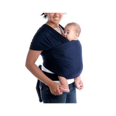 Infant Baby Sling Stretchy Wrap Carrier Breastfeeding Pouch Birth to 3YRS·