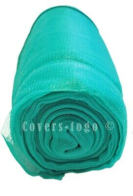 Green Debris Netting 1M X 50M Scaffolds Garden Allotments Net