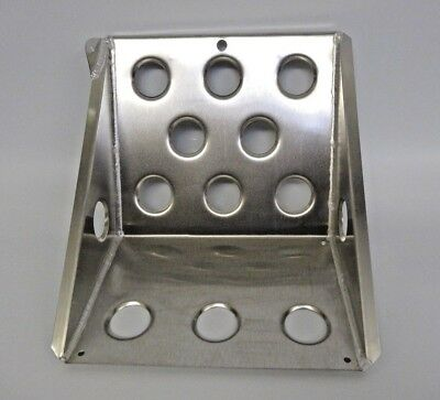 Classic Mini Race Rally Co-Drivers Foot Rest Aluminium