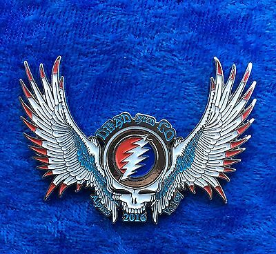Grateful Dead And Company Pin- Very Rare- 2016 Alpine Valley Dead And Company -