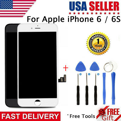 OEM APPLE IPHONE 6 4 7 Touch Screen Replacement LCD Digitizer Home