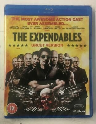 The Expendables - Uncut Version (Blu-ray) Sylvester Stallone,Jason Statham