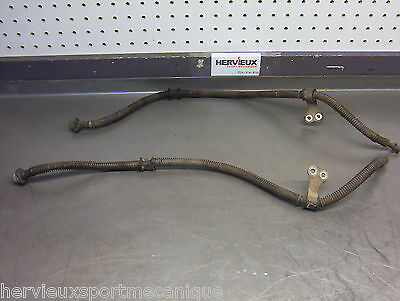 Yamaha Big Bear 350 4WD 1987 Front Brake Hoses 1988