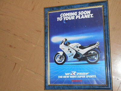 Honda  VF750FG  1986 White - only one available !