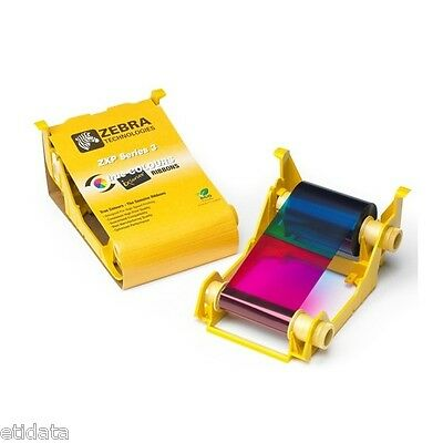 Colour Band 4 Colors 800033-340 for Card Printers Zebra ZXP 3