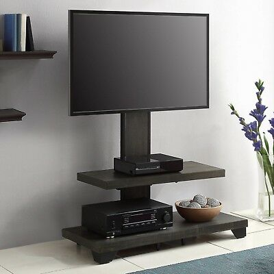 50 Inch Tv Stand Smart Hd Digital Tall Small Entertainment Center 2