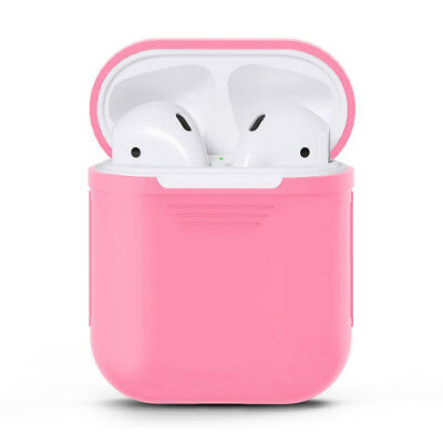 Silicone Case Cover For Apple Airpod Air Pod Airpods Accessories
