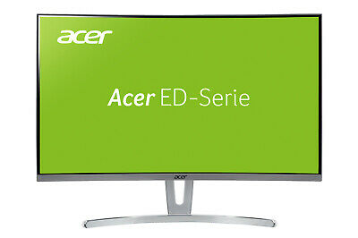 ACER ED273wmidx Curved 27 Zoll Full-HD Monitor (4 ms Reaktionszeit, FreeSync, 60