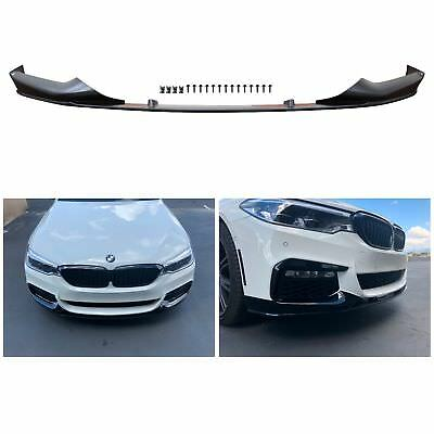 2017 & Up Bmw G30 G31 G32 5 Series M Performance Front Lip Spoiler For M Sport