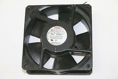 "ETRI 125 XR 2282 115VAC Cooling Fan 4.5in X 1.5in ""TESTED"""