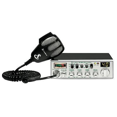Cobra 29 NW Classic Professional CB Radio with NightWatch Illumination