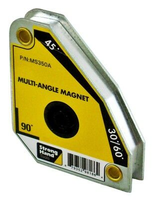 Strong Hand Tools, Welding Magnet Square MS350A Multi Angle 30°, 45°, 60°, 90°