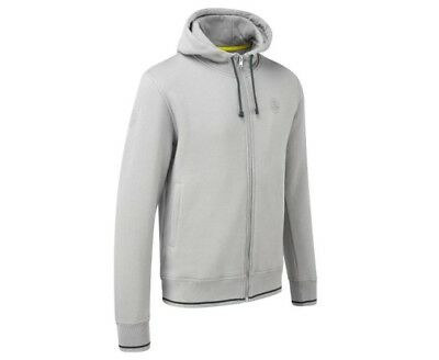 Sweat LOTUS Hoodie gris clair pour homme