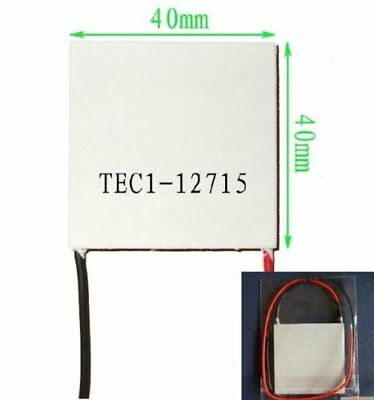 USA TEC1-12715 Heatsink Thermoelectric Cooler Cooling Peltier Plate Module NEW