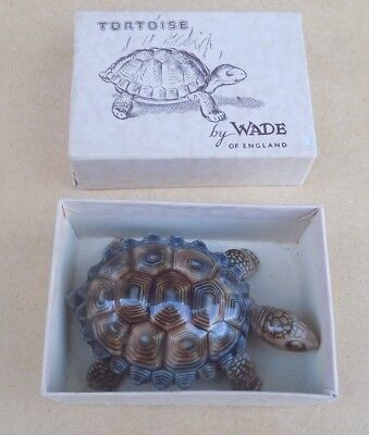 WADE Tortoise Trinket Box (Boxed)