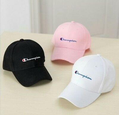 Champion baseball cap - high quality 100% brand new