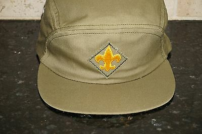 New Vintage Boy Scouts Of America Youth Small Official Headwear
