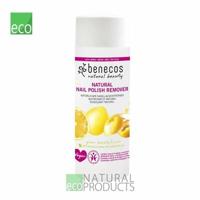 Benecos Natural Nail Polish Remover Acetone Free 125ml
