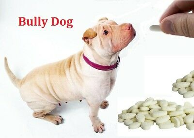 150 tabs Dog Muscle BUILDER for Bully Dog Supplement Vitamin Ultimate Canine