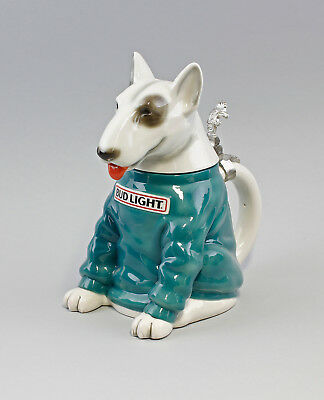 99848003 Beer Mug Character Jug Pitbull Dog
