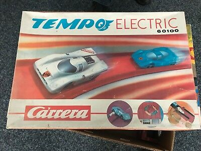 Carrera Tempo Electric neu