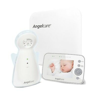 Angelcare Digital Video Movement and Sound Baby Monitor AC1300