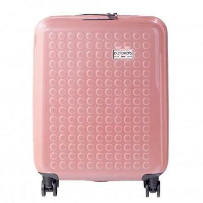 """22"""" Carryon Upright Spinner Case Chapter 3 Dot Drops"""