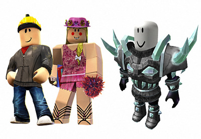 Roblox X3 Characters Cheerleader Others Vinyl Wall Sticker