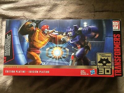 Misb Transformers Rise Of Rodimus Prime 2 Pack With Galvatron Aussie Seller