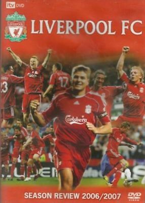 Liverpool FC Season Review 2006/07 (DVD, 2007) FREE SHIPPING