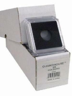 25 - Guardhouse 2x2 Tetra Snaplock Coin Holders for Penny/Cent 19mm