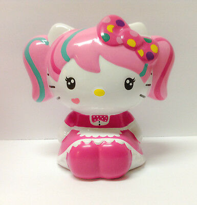 NIB Hello Kitty Coin Bank Japanimation Collection Sanrio Kawaii Japan