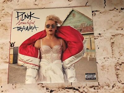 Beautiful Trauma by Pink (CD, Explicit Free Shipping