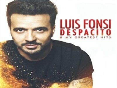 Luis Fonsi - Despacito and My Greatest Hits [CD]