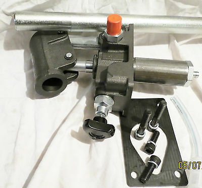 Hydraulic Hand Pump Single Acting EW 25 CCM with Lever without Oil Container