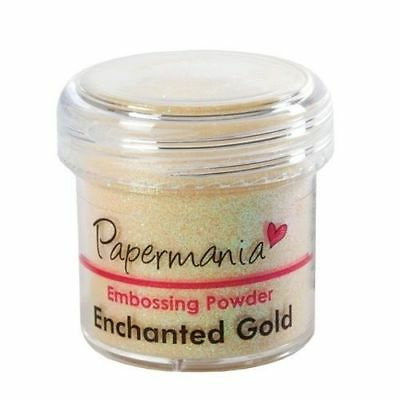Papermania Embossing Powder  - Enchanted Gold
