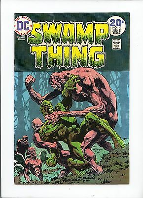 Swamp Thing #10 NM- 9.2 Bernie Wrightson cover and art