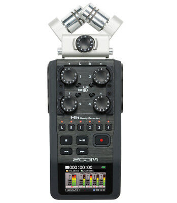 Zoom H6 - Handy Recorder