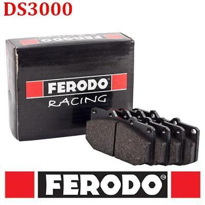 60A-FCP308R PASTIGLIE/BRAKE PADS FERODO RACING DS3000 TOYOTA Tercel 1.5 4WD
