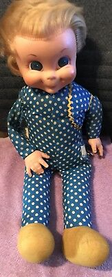 Vintage 1967 Mrs BEASLEY DOLL Mattel Family Affair Needs Help Please Save her