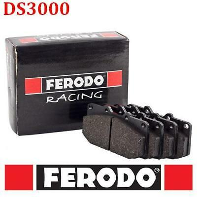 533A-FCP448R PASTIGLIE/BRAKE PADS FERODO RACING DS3000 ALFA ROMEO 75 2.0 Twin Sp