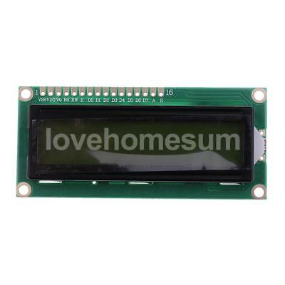 Lcd bildschirm Modul 1602A 5 V Board 16x2 Charakter DIY Green Screen für